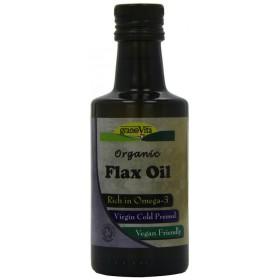 Organic Flax Oil (260ml)