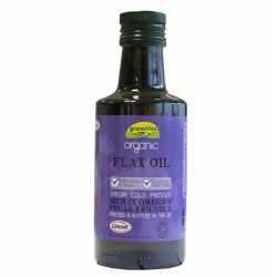 Organic Flax Oil (260ml)