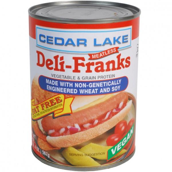 Deli-Franks (567g)