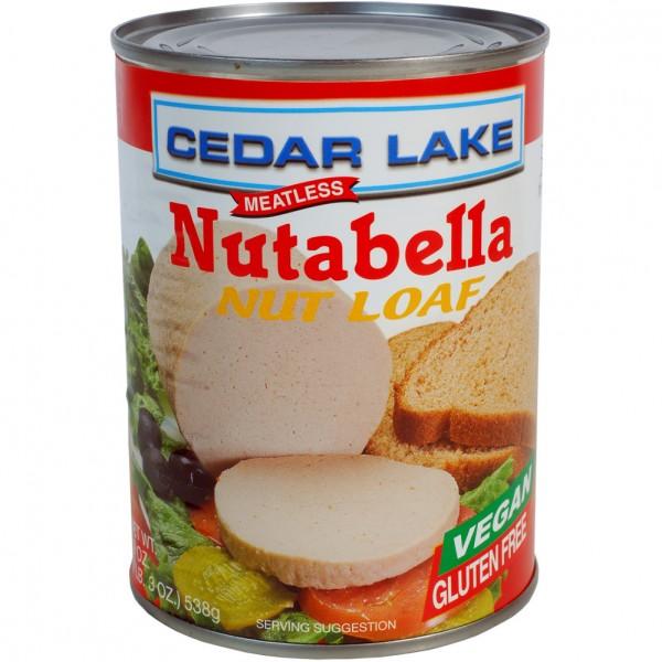 Nutabella Nut Loaf (538g)