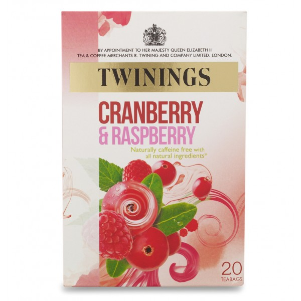 Cranberry/Raspberry Tea (Small)